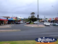 Lakes Entrance Street and Shops . . . CLICK TO ENLARGE