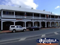 Orbost Hotel From Street . . . CLICK TO ENLARGE