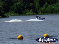 Cohuna Torrumbarry Weir Jet Ski . . . CLICK TO ENLARGE