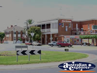 Street in Cobram . . . CLICK TO ENLARGE