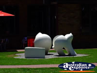 Wodonga Sculptures . . . CLICK TO ENLARGE