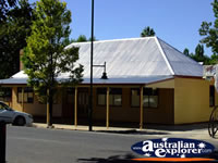 Yackandandah Building and Street . . . CLICK TO ENLARGE
