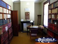 Beechworth Courthouse Office Room . . . CLICK TO ENLARGE