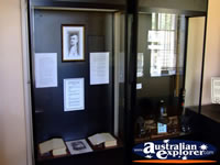 Display in the Beechworth Courthouse . . . CLICK TO ENLARGE
