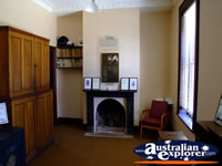 Beechworth Courthouse Room . . . CLICK TO ENLARGE