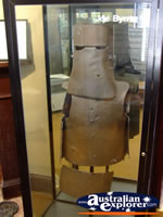 Body Armour at the Beechworth Courthouse . . . CLICK TO ENLARGE