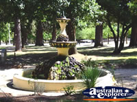 Beechworth Fountain . . . CLICK TO ENLARGE