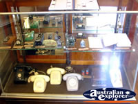 Beechworth Telegraph Station Telephone Display . . . CLICK TO ENLARGE