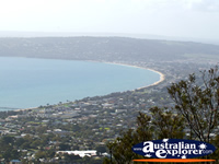 Beautiful View from Arthurs Seat Murrays Lookout . . . CLICK TO ENLARGE