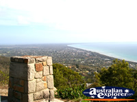 Arthurs Seat Murrays Lookout in Victoria . . . CLICK TO ENLARGE