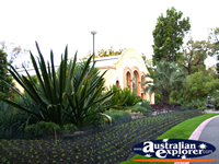 Picturesque Fitzroy Gardens Conservatory . . . CLICK TO ENLARGE
