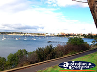 Pretty shot overlooking Geelong Harbour . . . CLICK TO ENLARGE