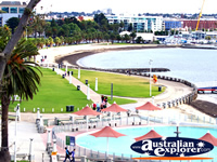 View of Geelong Waterfront . . . CLICK TO ENLARGE