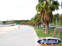 Boardwalk on the Geelong Waterfront . . . CLICK TO ENLARGE