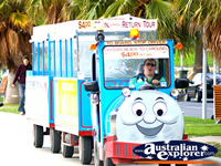 Thomas the Tank Engine Tour Ride . . . CLICK TO ENLARGE