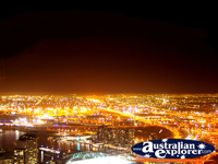 Amazing shot from Melbourne Observation Deck . . . CLICK TO ENLARGE