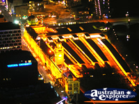 Flinders Street Station from Observation Deck . . . CLICK TO ENLARGE