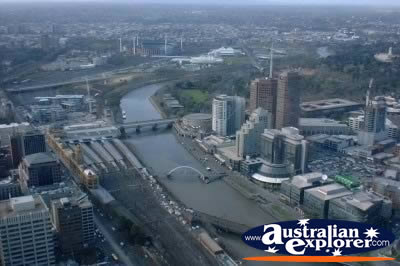 Melbourne Rialto Tower View . . . VIEW ALL MELBOURNE PHOTOGRAPHS