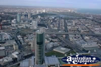 Scenic Melbourne views from Rialto Tower . . . CLICK TO ENLARGE