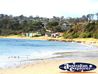 Picturesque Mornington Mills Beach . . . CLICK TO ENLARGE