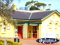 Mornington Museum . . . CLICK TO ENLARGE