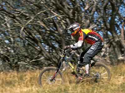 Mountain Biking at Mount Buller