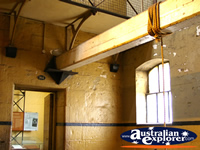 Execution Station of Old Melbourne Gaol . . . CLICK TO ENLARGE