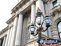 Pretty Streetlight by Parliament House . . . CLICK TO ENLARGE
