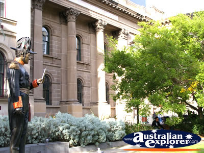 STATE LIBRARY GARDENS PHOTOGRAPH, STATE LIBRARY GARDENS PHOTO ...