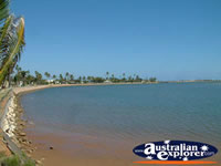Carnarvon Foreshore Water . . . CLICK TO ENLARGE