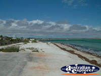 Lovely view of the Denham Shark Bay . . . CLICK TO ENLARGE