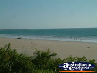 Cable Beach in Broome . . . CLICK TO ENLARGE