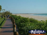 Pathway Overlooking Cable Beach . . . CLICK TO ENLARGE