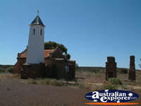 Church in Yalgoo . . . CLICK TO ENLARGE