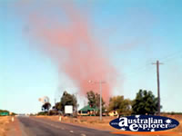 Twister in Yalgoo . . . CLICK TO ENLARGE