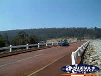 Perth Serpentine Dam Bridge . . . CLICK TO ENLARGE