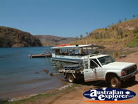 Lake Argyle and Ute . . . CLICK TO ENLARGE