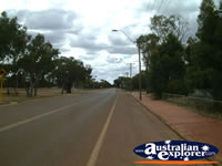 View Down Perenjori Street . . . CLICK TO ENLARGE