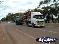 Perenjori Truck . . . CLICK TO ENLARGE