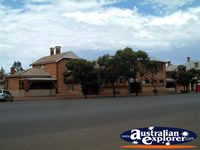 Charming old buildings in Coolgardie . . . CLICK TO ENLARGE