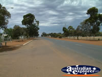 View of Coolgardie Street . . . CLICK TO ENLARGE