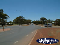 Kalgoorlie Intersection . . . CLICK TO ENLARGE