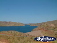 Lake Argyle View . . . CLICK TO ENLARGE