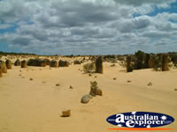 Western Australia - Cervantes the Pinnacles . . . CLICK TO ENLARGE