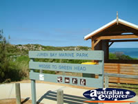 Jurien Bay Entrance . . . CLICK TO ENLARGE