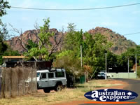 Kununurra from Mechanics . . . CLICK TO ENLARGE