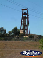 Kalgoorlie Mine Shaft . . . CLICK TO ENLARGE
