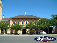 Post & Telegraph Office in Kalgoorlie . . . CLICK TO ENLARGE