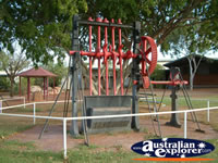 Halls Creek Machinery . . . CLICK TO ENLARGE