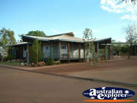 Halls Creek Visitors Centre . . . CLICK TO ENLARGE